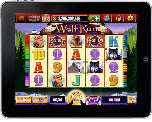 Wolf Run Slots - Free Play Demo Game - Desktop / IOS / Android