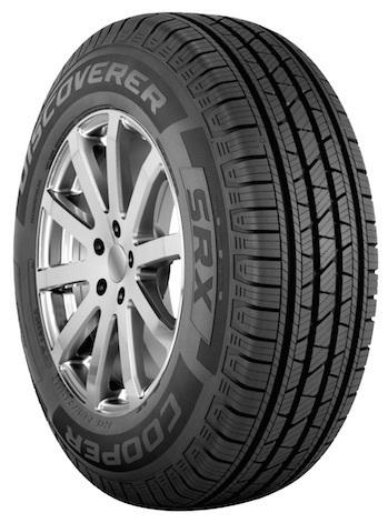 Cooper Discoverer SRX Tires - ad