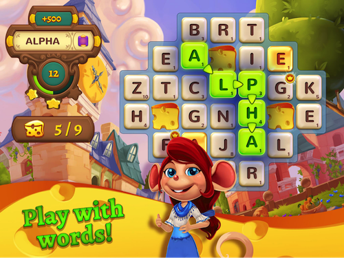 AlphaBetty Saga: A New Favorite Game for Word Lovers!