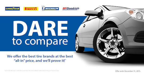 Need New Tires See How You Can Save Big 250 Sam S Club Gift Card