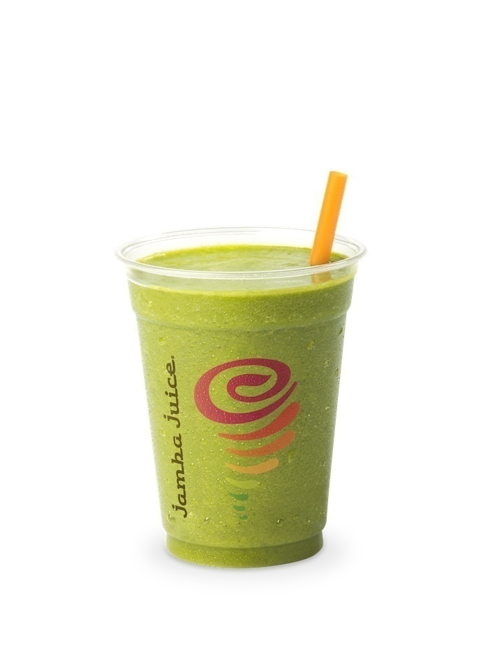 Jamba Juice with Tropical Greens