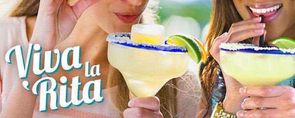 Celebrate Bahama Breezes #VivaLaRita @EclecticEveryday