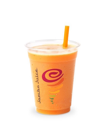 Jamba Juice Fresh Squeezed Juices