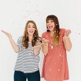 Sarah Skaggs and Jessica Bailey